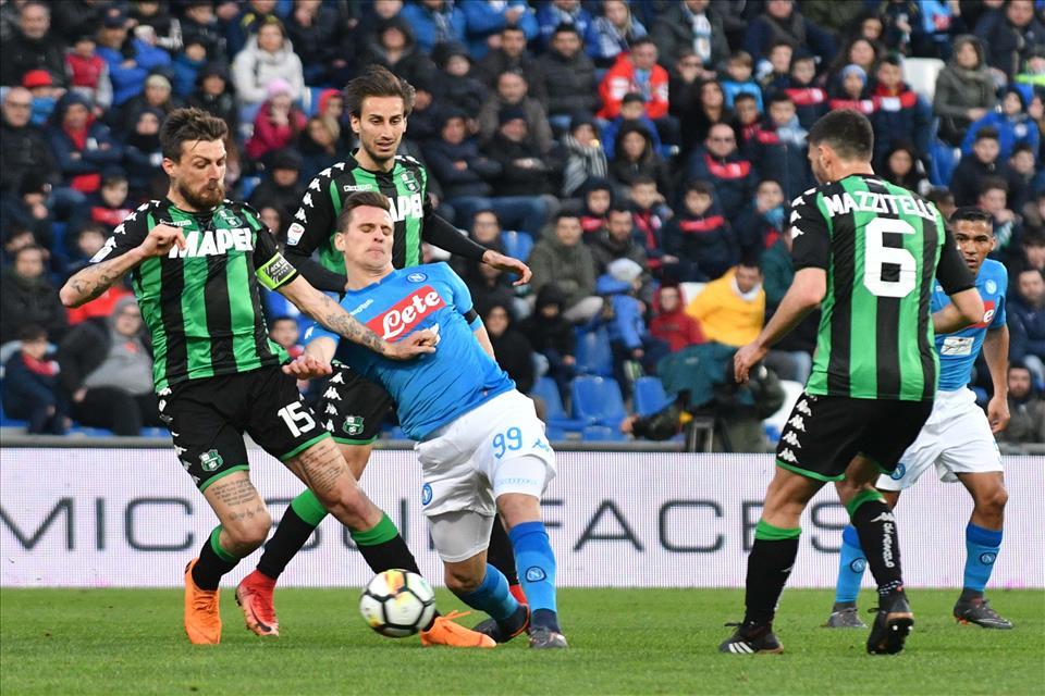Sassuolo-Napoli 1-1, pagelle / Pasqua di Resurrezione, ma non per il Napoli