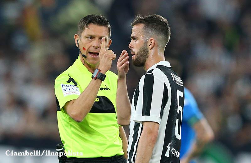 Atalanta-Juventus, entra in scena Rocchi ed è apoteosi