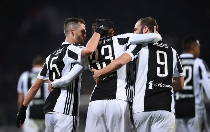 Il ritmo insostenibile della Juventus: 18 vittorie nelle ultime 20 partite