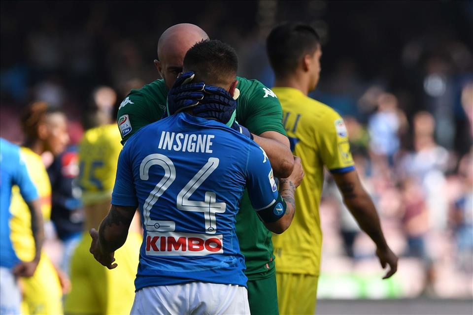 Ieri abbiamo visto cosa accadrebbe in caso di sconfitta del Napoli (e non ci è piaciuto)