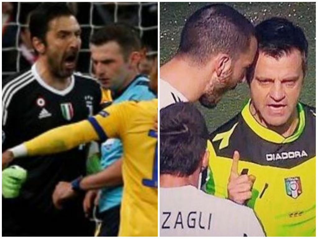 Buffon e la sottile differenza (di personalità) tra Rizzoli e Oliver