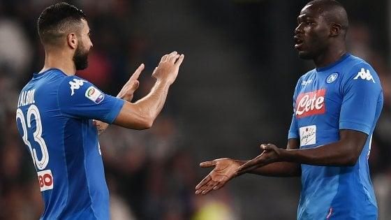 Il Napoli è stato in lotta per lo scudetto grazie alla forza della difesa