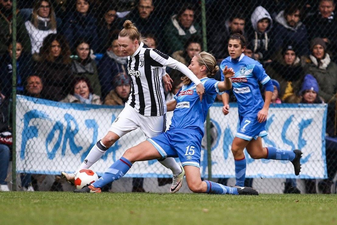 Lo scudetto femminile in palio tra Brescia e Juventus: tra le bianconere, otto ex Rondinelle