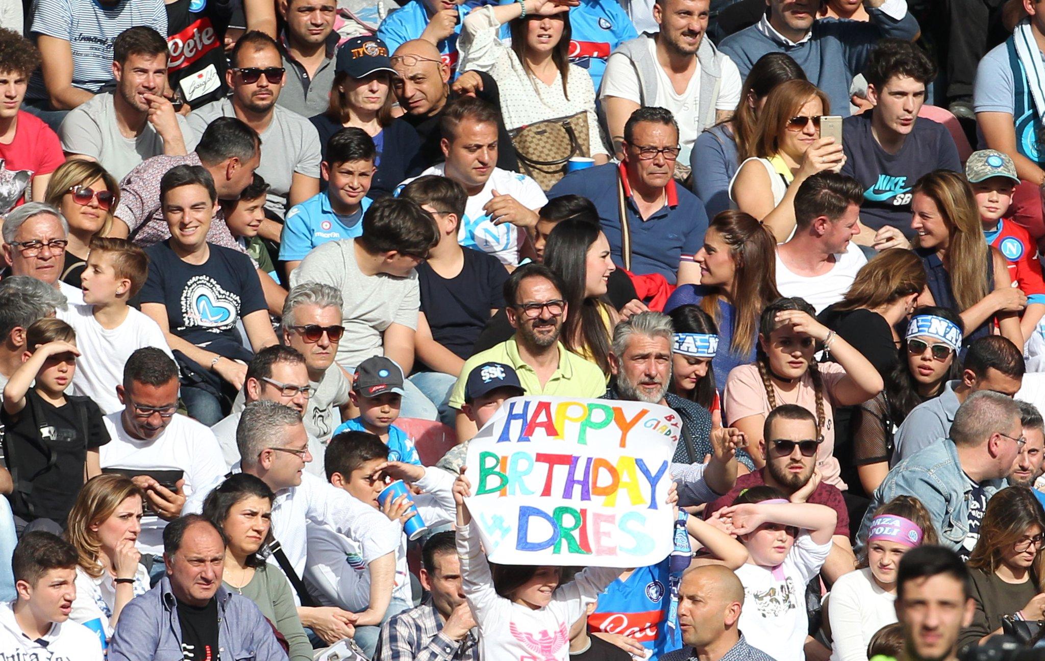 Napoli-Torino 1-0, il primo tempo: Mertens returns, la squadra è viva