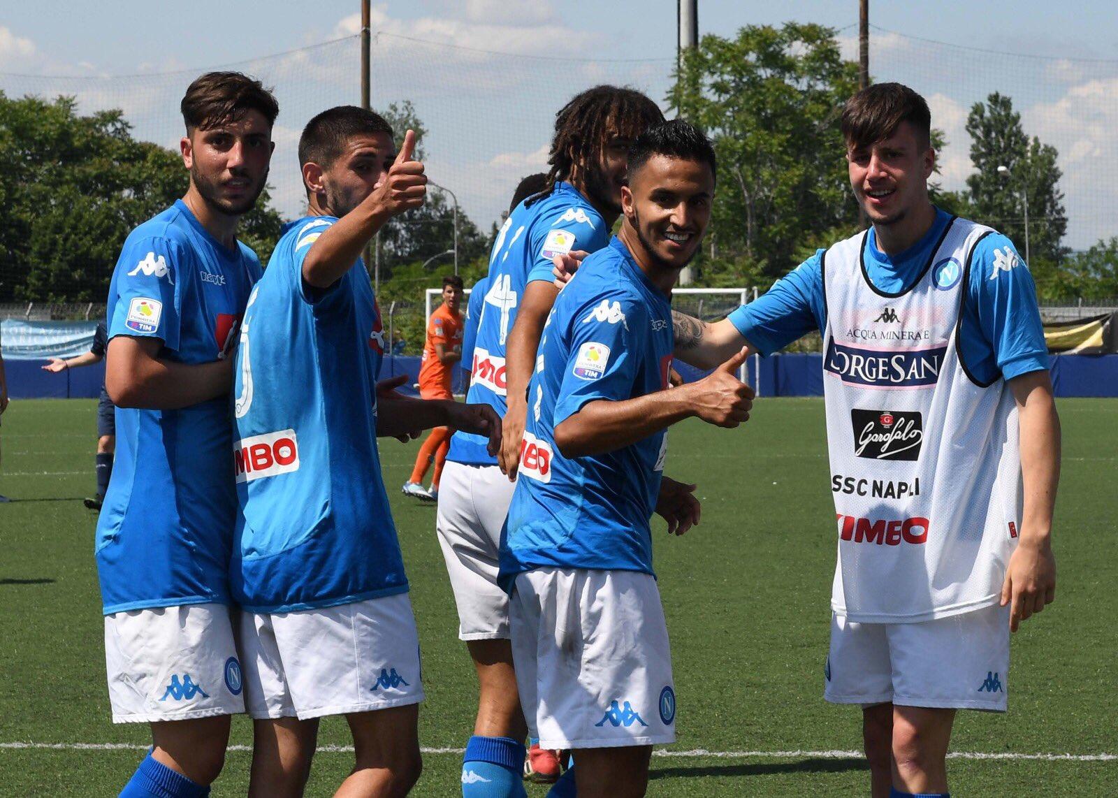 Primavera, Napoli-Sampdoria 3-1: gli azzurrini restano nella massima divisione