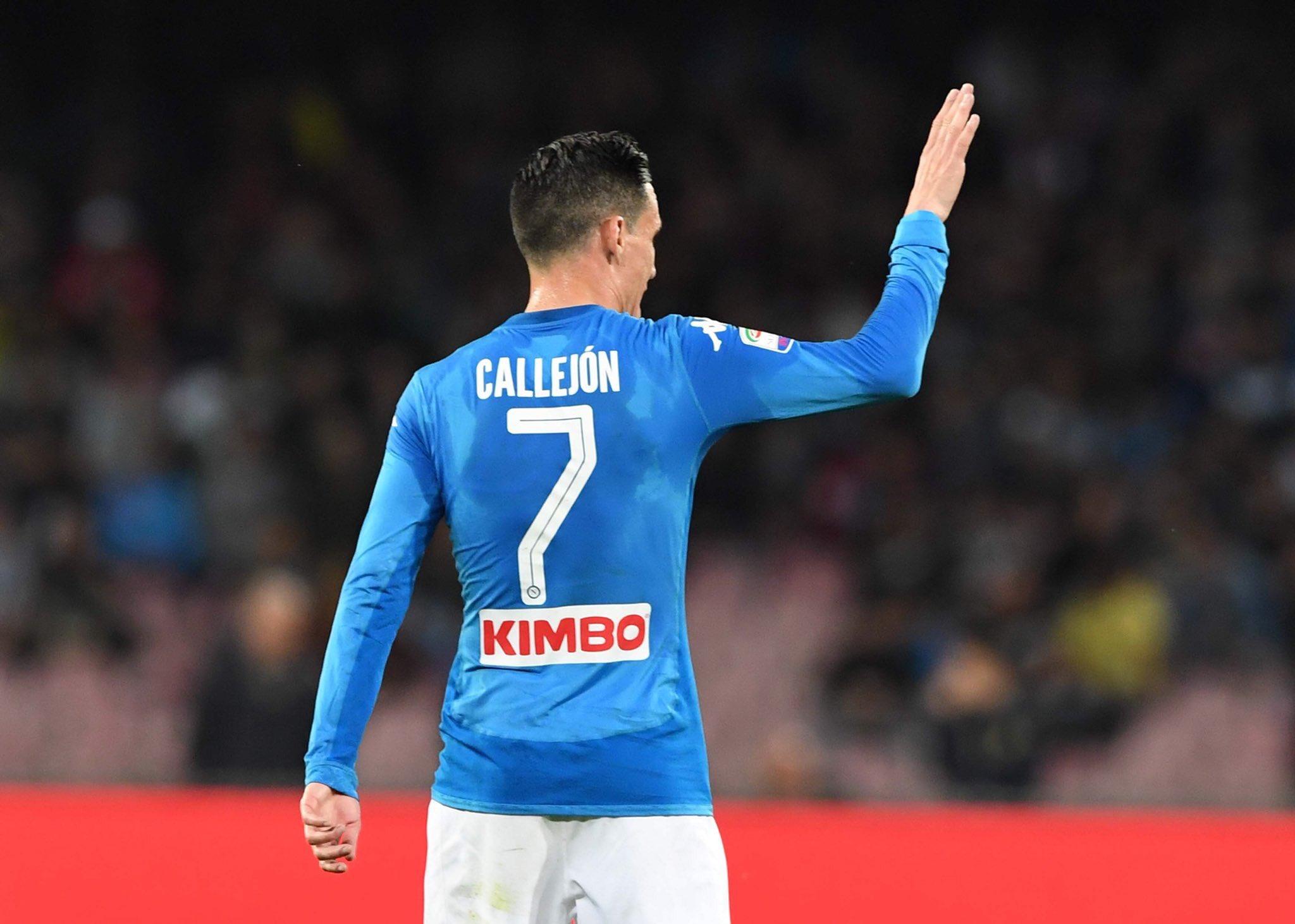 Doppia doppia per Callejon, il Napoli chiude a 91 punti