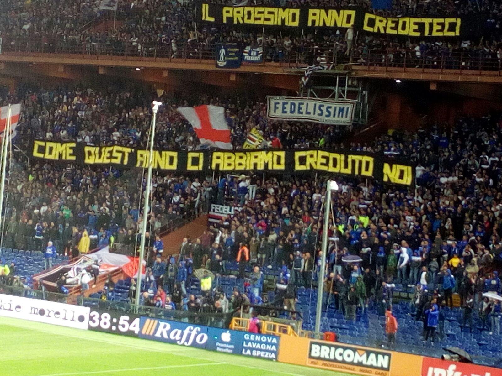 Il Secolo XIX: «La vergogna dei cori razzisti, questo non è lo stile-Sampdoria»