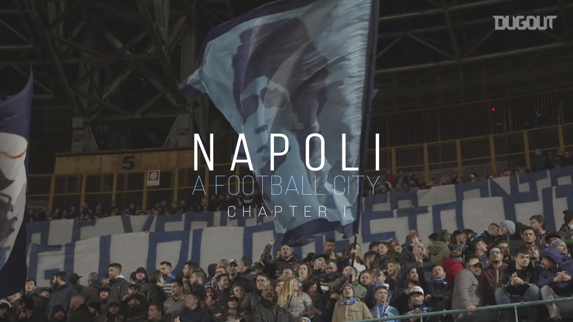 """""""Napoli: A Football City"""": una visione pittoresca e rassicurante del tifo a Napoli"""