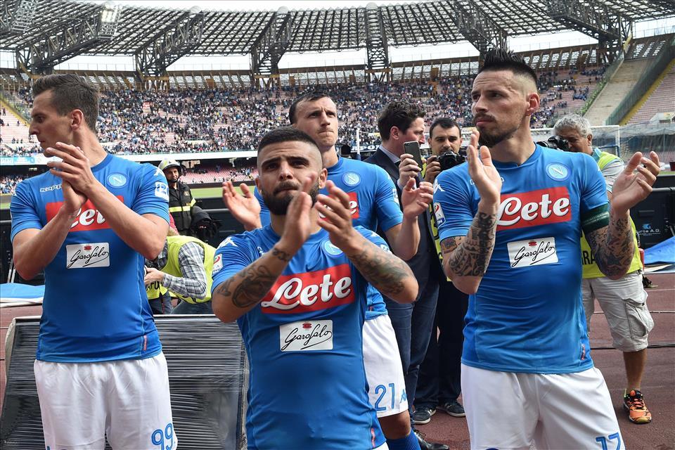 Il Napoli ha giocato per vincere, è stato bello, ricco. Può non essere abbastanza?