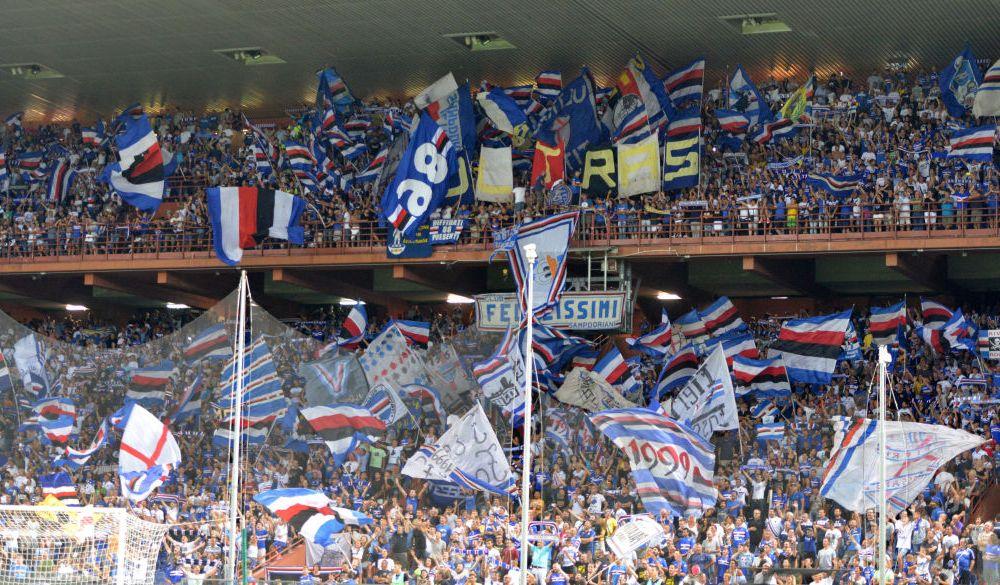 Sampdoria-Napoli, partita interrotta per cori di discriminazione territoriale