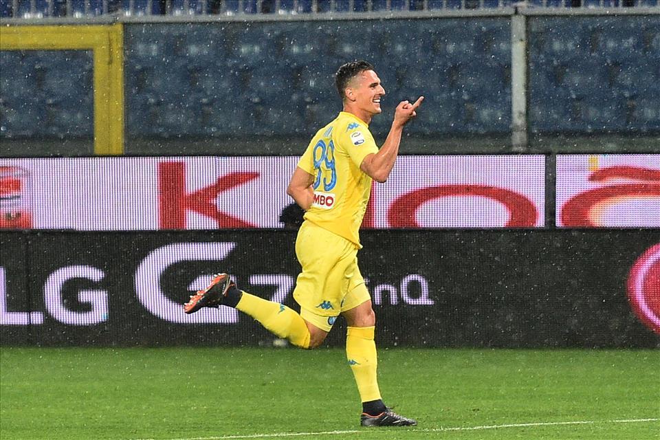 Il gol di Milik è un'assicurazione sul futuro del Napoli