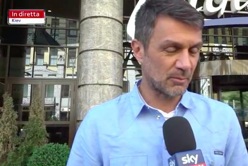 Maldini: «Ancelotti al Napoli? Non me l'aspettavo»