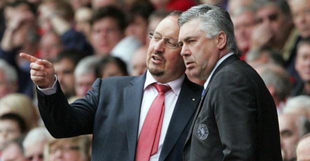 Benitez: «Il Napoli a Liverpool nel mio solco, Ancelotti è straordinario»