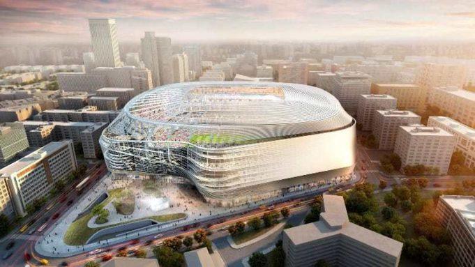 Real Madrid, 400 milioni di euro per il nuovo Bernabeu