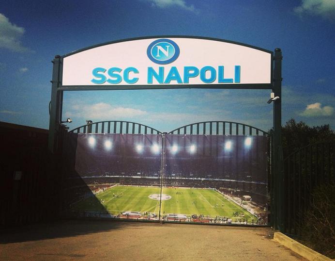 Il Napoli investe 1,3 milioni per migliorare il centro di Castel Volturno