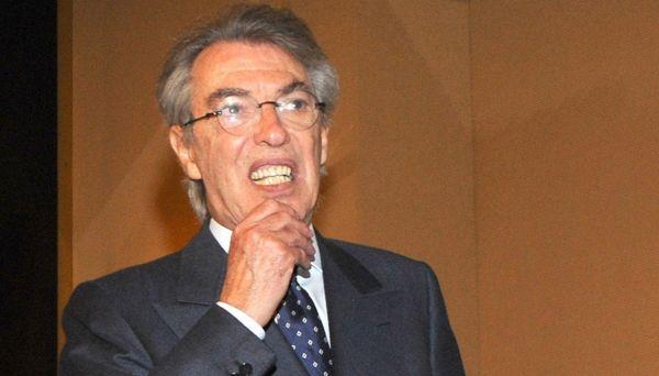 Moratti: «Il fallo di Pjanic? Molte cose strane in Inter-Juventus»
