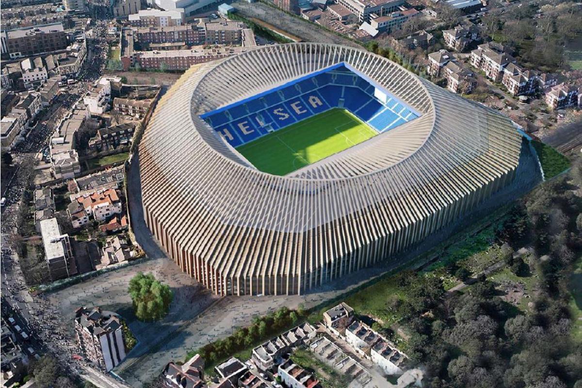 Il mancato visto ad Abramovich ha fermato i lavori del nuovo Stamford Bridge