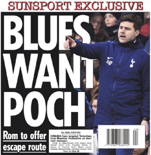 Dall'Inghilterra: il Chelsea pensa a Pochettino, Arsenal su Allegri