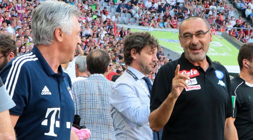 Io, sostenitore di Sarri, non comprendo lo scetticismo attorno al nuovo Napoli
