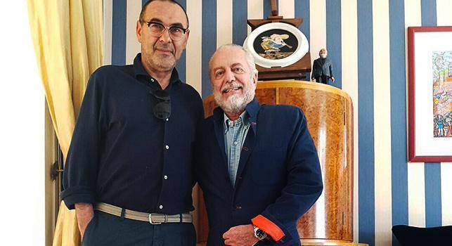 Sky: primo reale contatto tra Napoli e Chelsea per Sarri (e finora?)