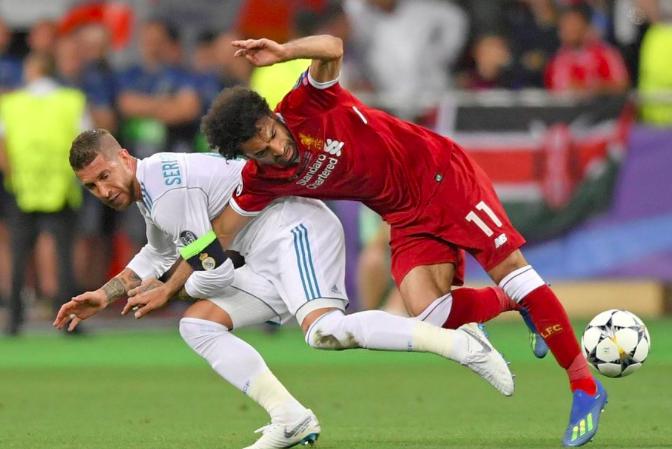 L'Unione europea judo: «È vietata la mossa di Sergio Ramos su Salah»