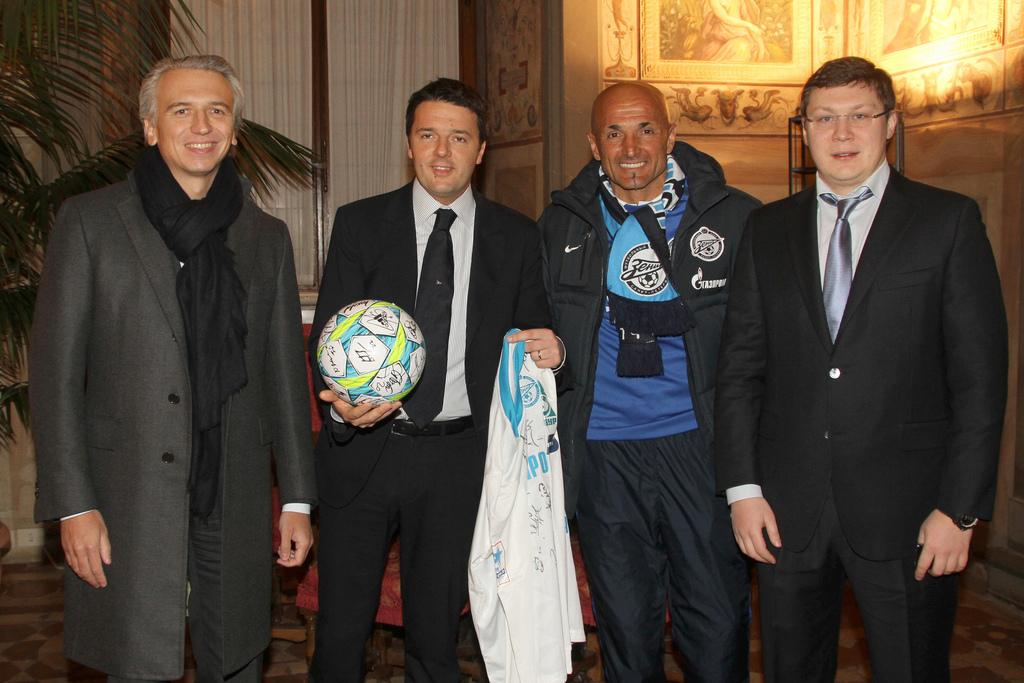 Sky: lo Zenit a casa Sarri, proposta da 4 milioni più bonus