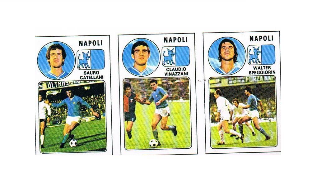 Il mercato del Napoli 1976, quando il club vendette Braglia per Chiarugi