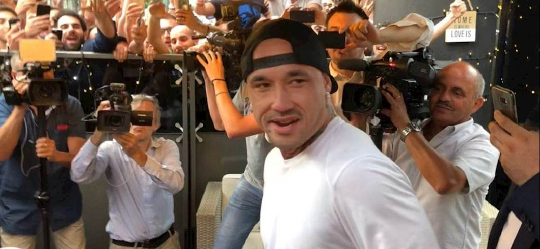 Nainggolan all'Inter, e Spalletti dice la verità: «Era quello che serviva»