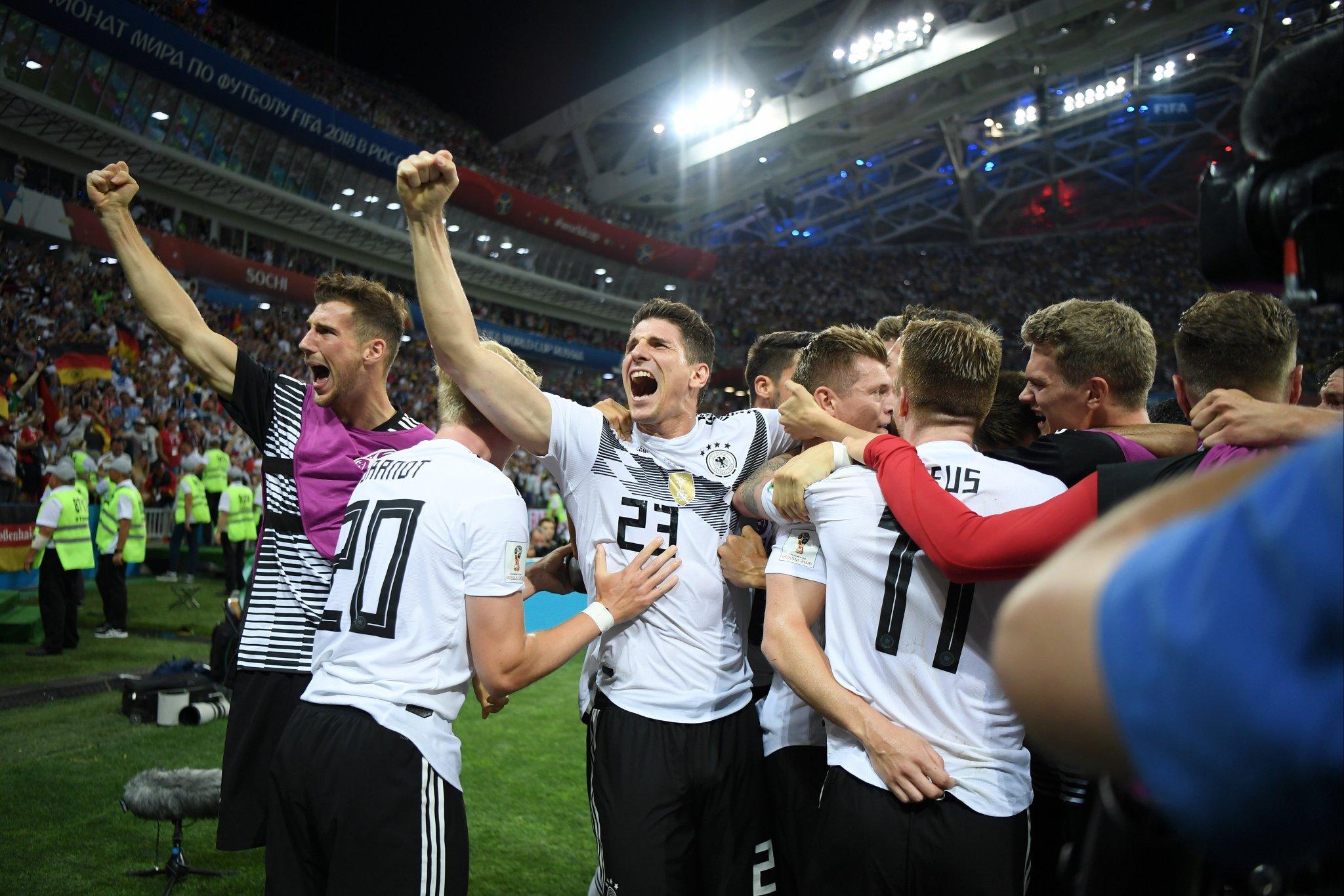 In Svezia insulti razzisti e minacce di morte Durmaz che ha provocato la punizione gol della Germania