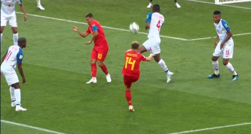 VIDEO – Belgio-Panama 1-0, il bellissimo gol di Mertens