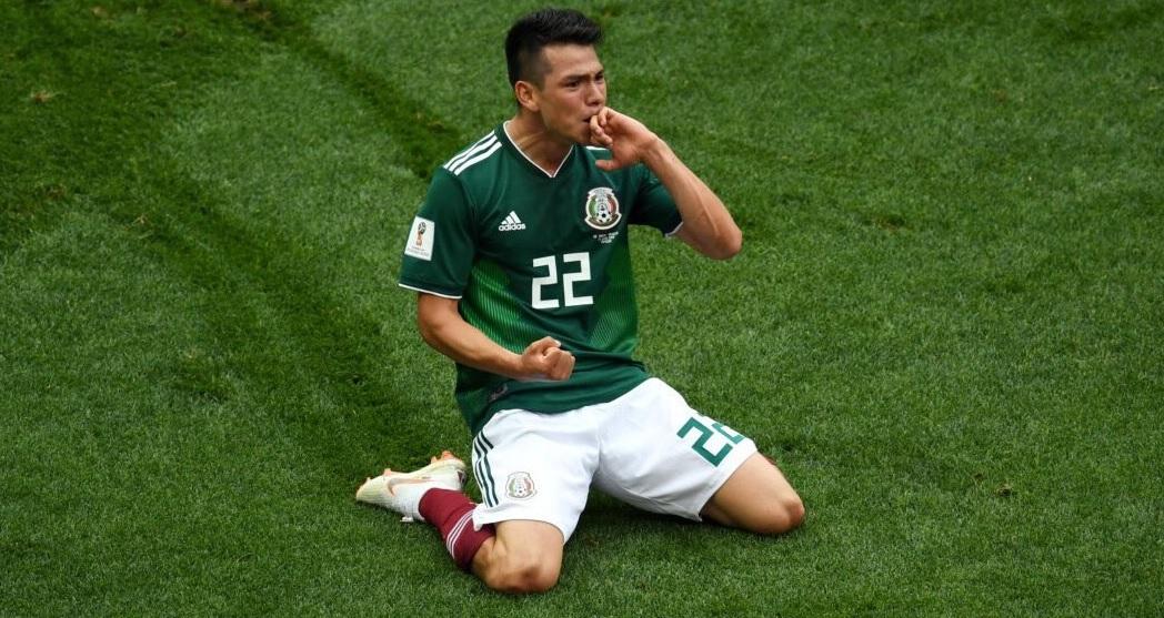 L'impresa del Messico: Germania battuta 1-0, gol di Lozano nel primo tempo