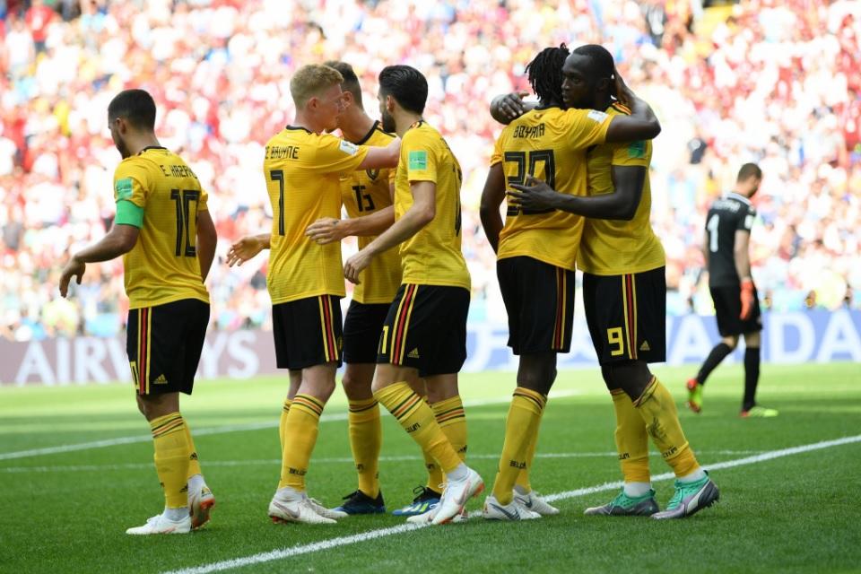 Belgio-Tunisia 5-2, assist per Mertens: Diavoli Rossi agli ottavi
