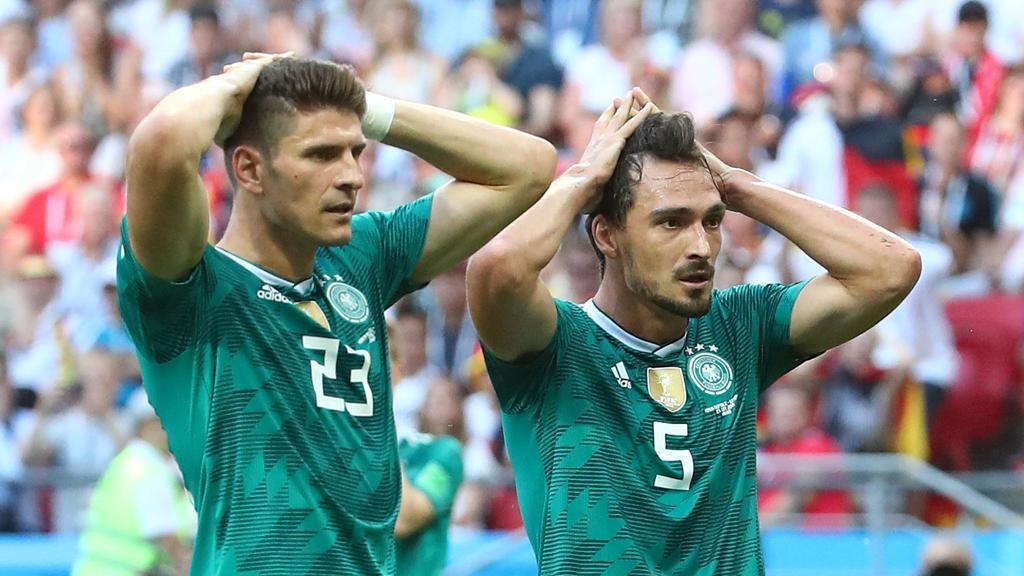 Un tedesco, un afgano e un napoletano il giorno della Germania eliminata