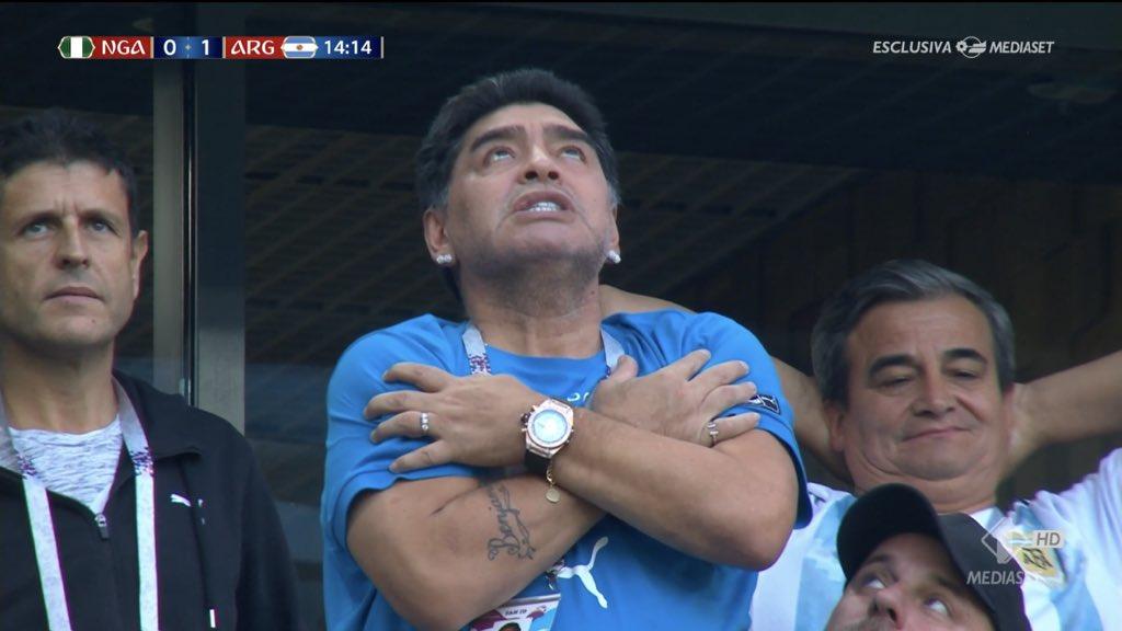 Essere Maradona costa una vita intera e tragica