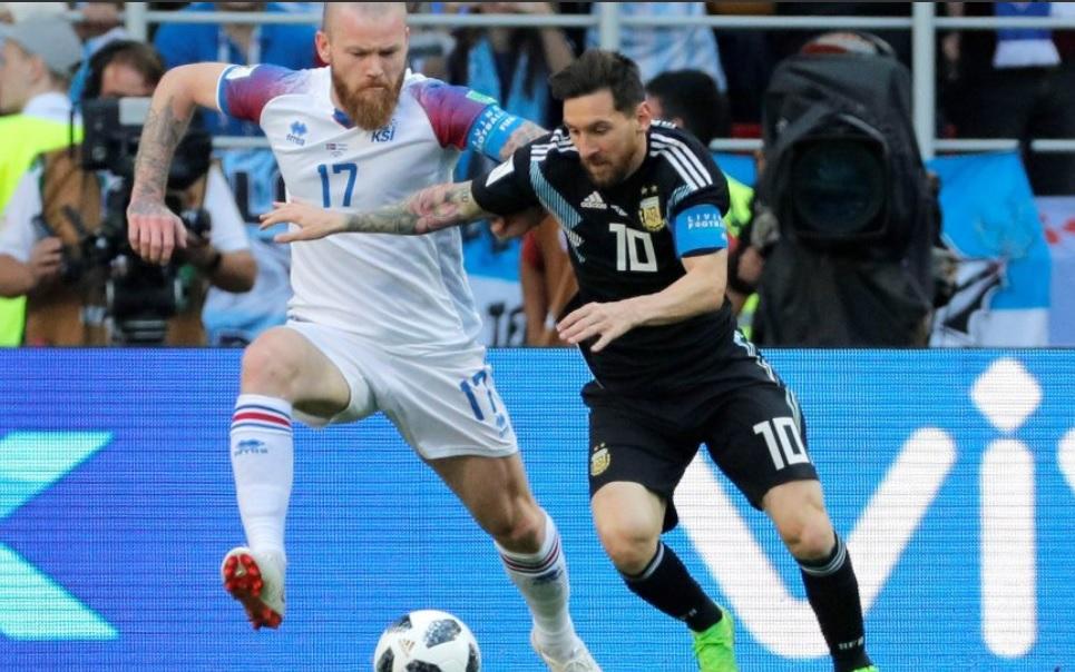 La Nigeria batte l'Islanda 2-0 e rimette in corsa l'Argentina