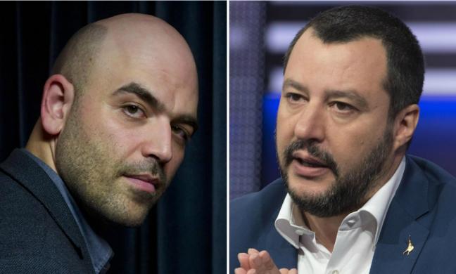 Il libero pensiero è altro rispetto allo schierarsi tra Saviano e Salvini