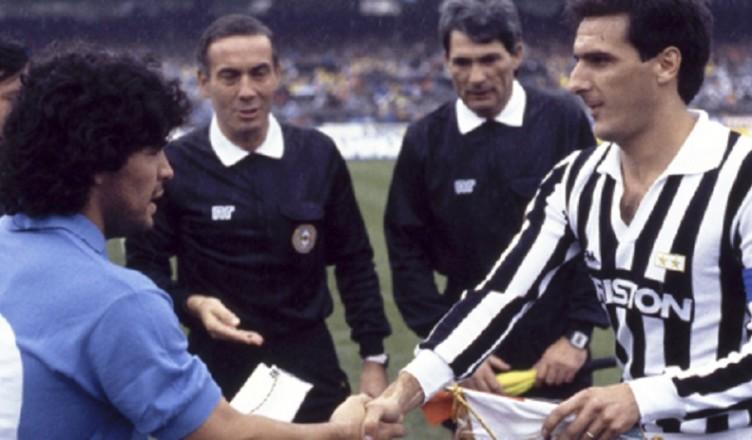 Pastorin e Imperatore giocano Juve-Napoli nella Frittole del calcio