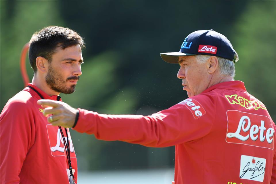 Davide Ancelotti: «Il cognome è uno stimolo, per papà le statistiche sono due: i gol fatti e i gol subiti»