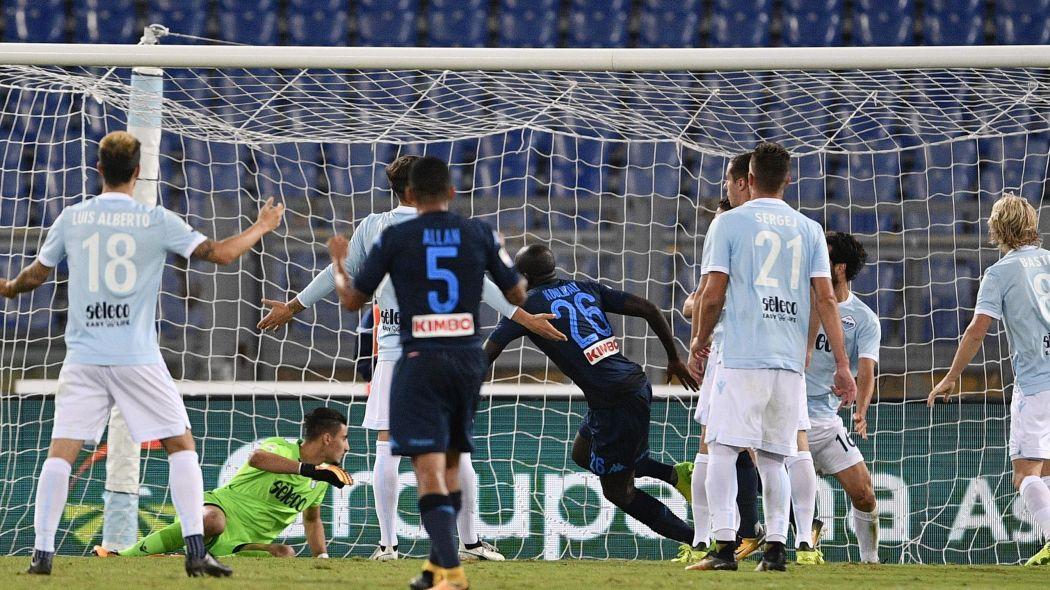 Il Napoli contro Lazio e Milan al sabato sera: le prime due partite su Dazn