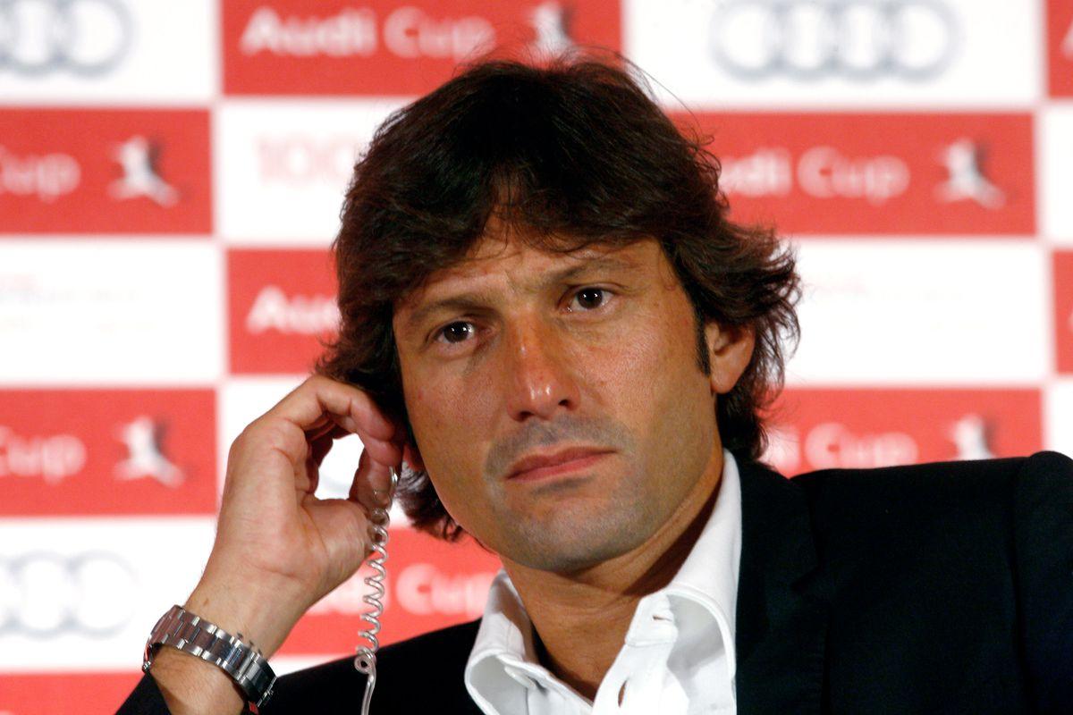 Leonardo: «Difficile fare grandi colpi, non ho sentito Conte. Bonucci vuole la Juventus»