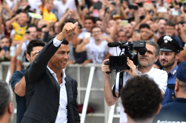 Cristiano Ronaldo: «È stato facile accettare la Juventus, non ho parlato con Ancelotti»