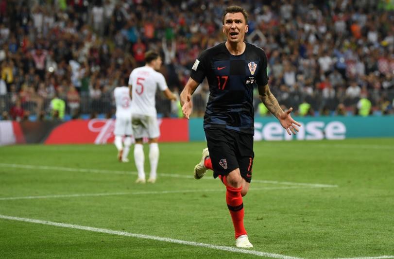 Croazia-Inghilterra 2-1, Mandzukic scrive la storia: la prima finale mondiale del calcio slavo