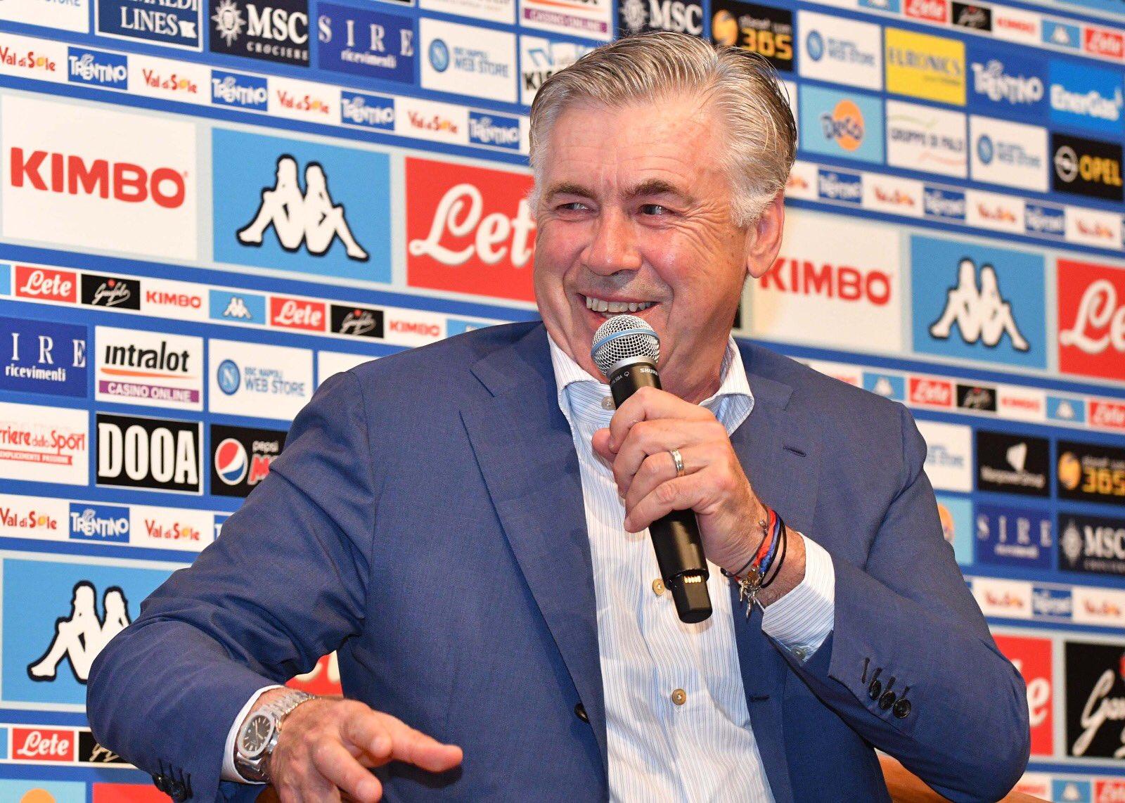 LIVE – Ancelotti: «Sono un allenatore aziendalista, lavoro per il Napoli»