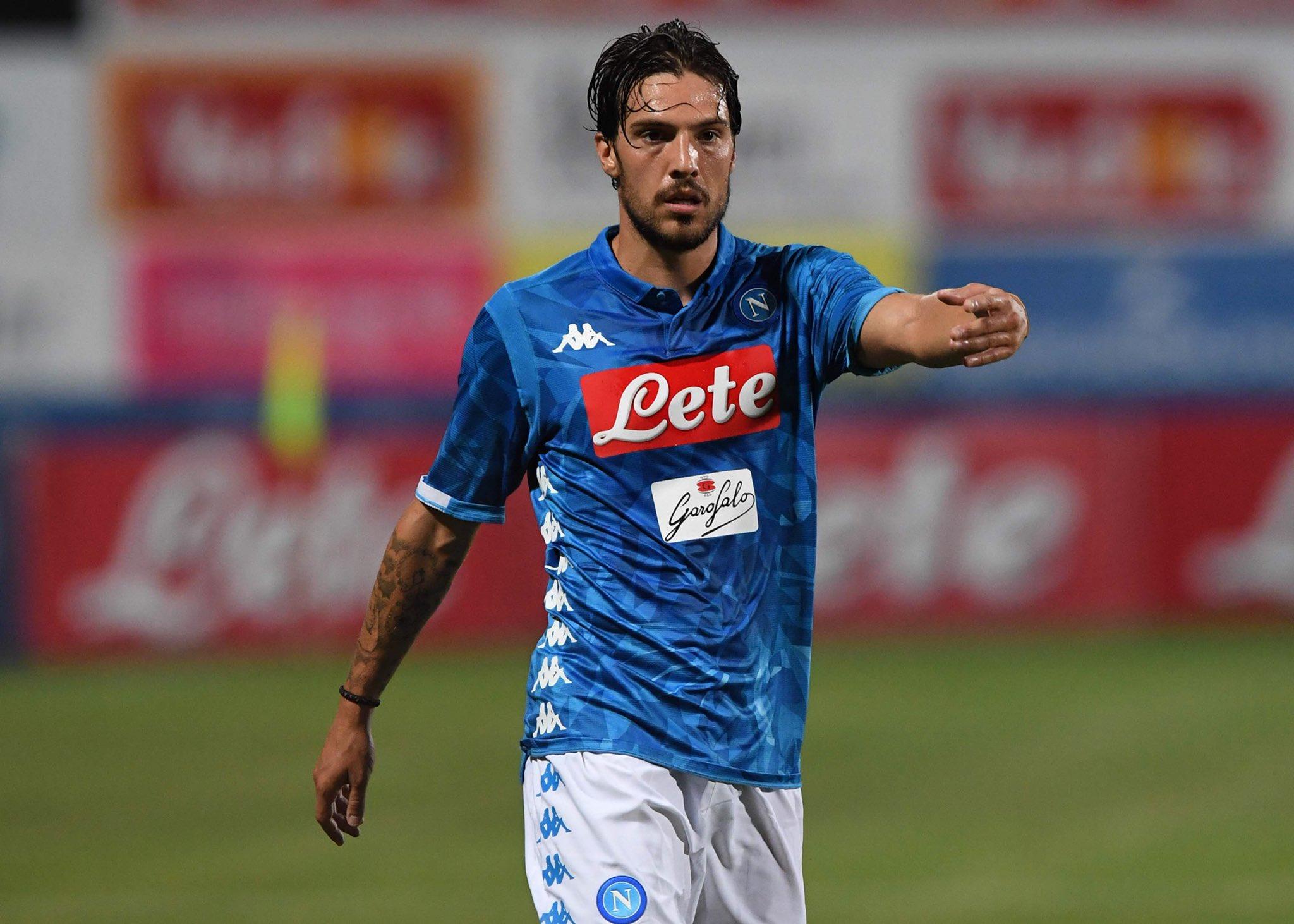 Verso Sampdoria-Napoli: Fabian lavora in gruppo, Sky preannuncia Verdi e Diawara titolari