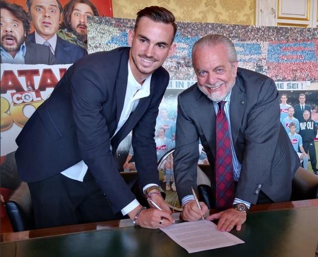 Il Napoli ha pagato cash Fabian Ruiz, il terzo acquisto più costoso del club