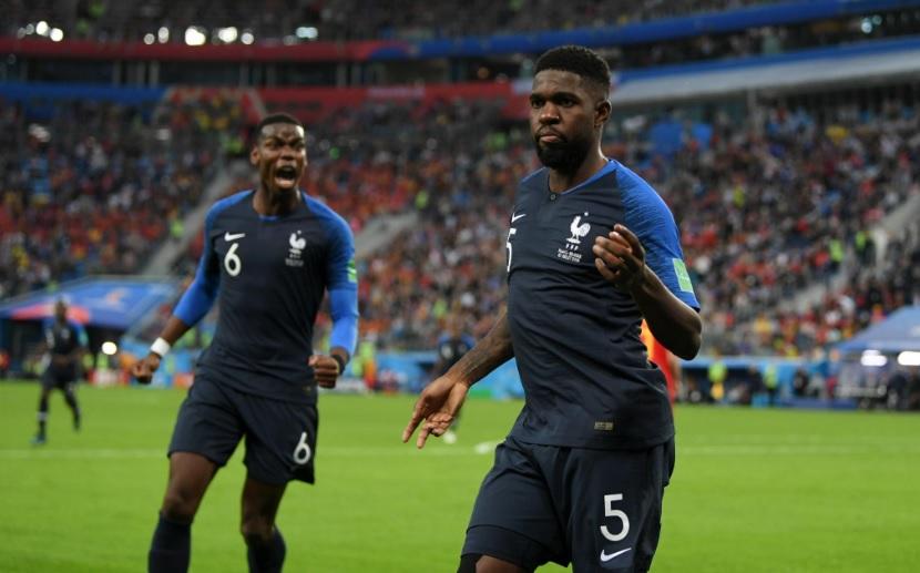 Francia-Belgio 1-0, Umtiti porta Deschamps in finale