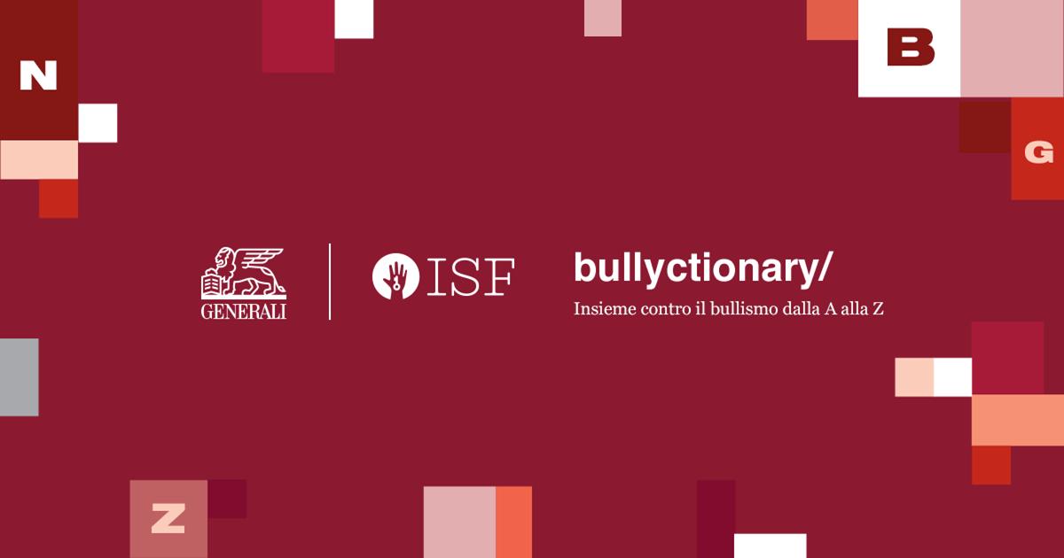 Bullyctionary: nasce il primo dizionario online sul cyberbullismo