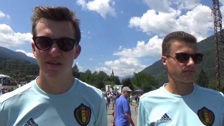 VIDEO/Ancelotti è il nuovo Maradona, dal Belgio i tifosi di Mertens (e del Napoli)