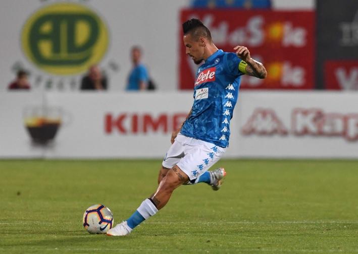 Come Ancelotti ha (già) cambiato il Napoli: Hamsik regista, Fabian Ruiz cambia gioco