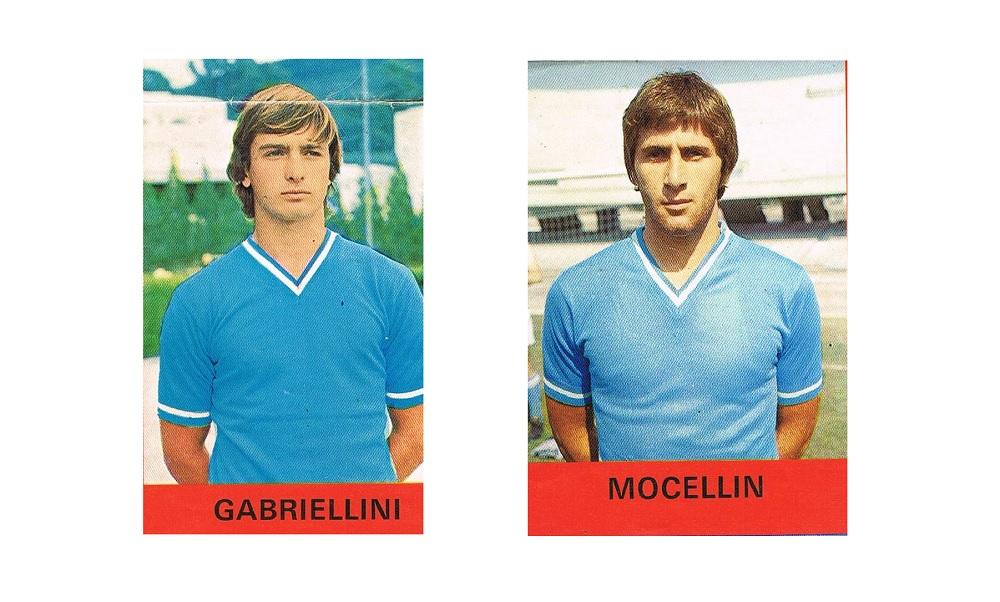 Il mercato del 1977, quando il Napoli prese Mocellin e Gabbriellini il nuovo Bettega